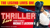 Thriller Live! London Theatre Show Tickets