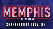 Memphis London Theatre Show Tickets