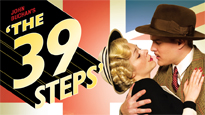 The 39 Steps London Theatre Show Tickets