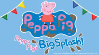Peppa Pig's Big Splash London Theatre Show Tickets