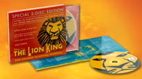 Voucher - Disney's Lion King CD London Theatre Show Tickets