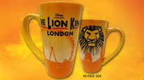 Voucher - Disney's Lion King Latte Mug London Theatre Show Tickets