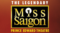 Miss Saigon London Theatre Show Tickets