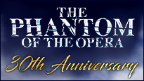 The Phantom of the Opera London Theatre Show Tickets