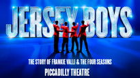 Jersey Boys London Theatre Show Tickets